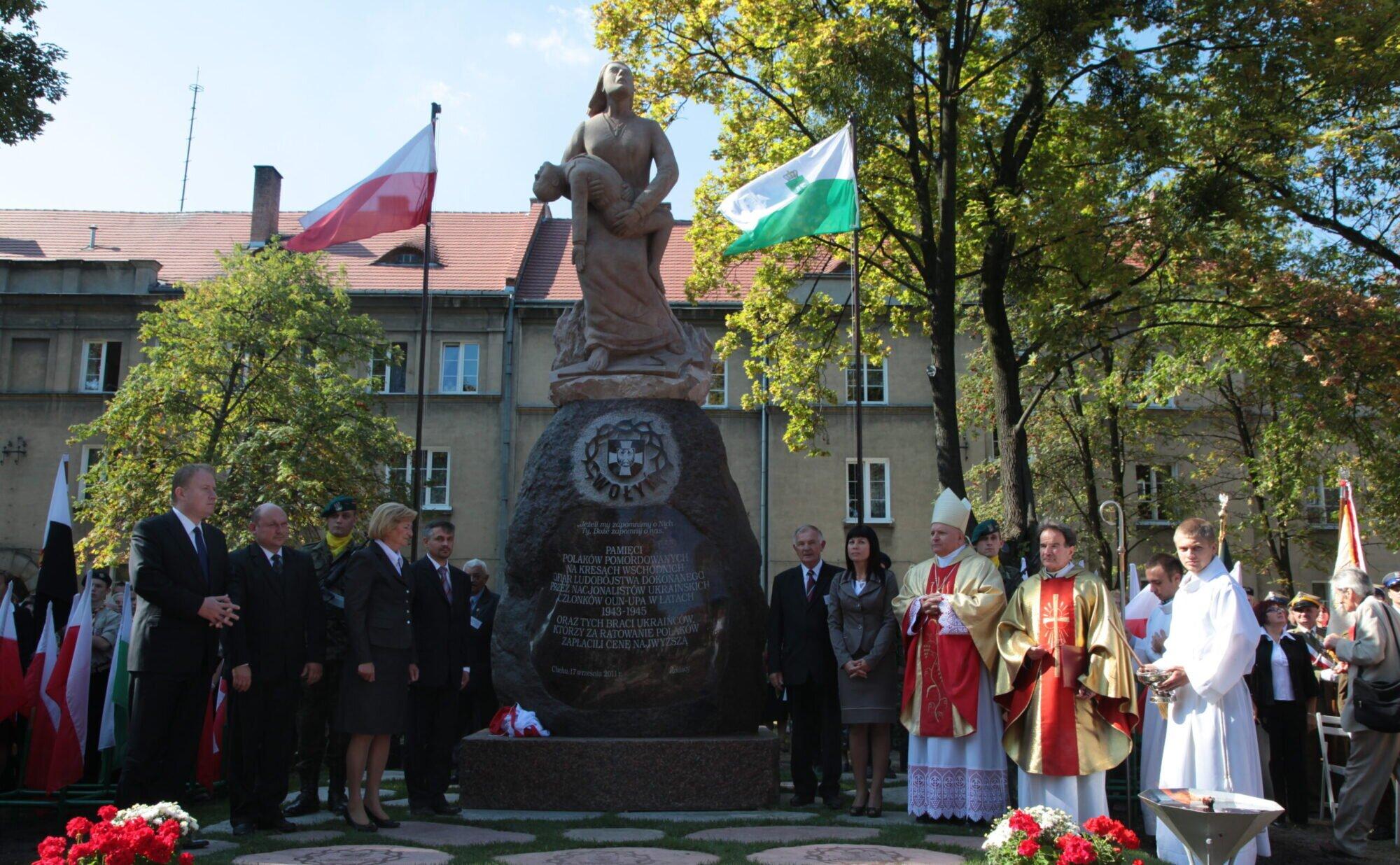 """Stowarzyszenie """"Pamięć i Nadzieja"""" w Chełmie"""